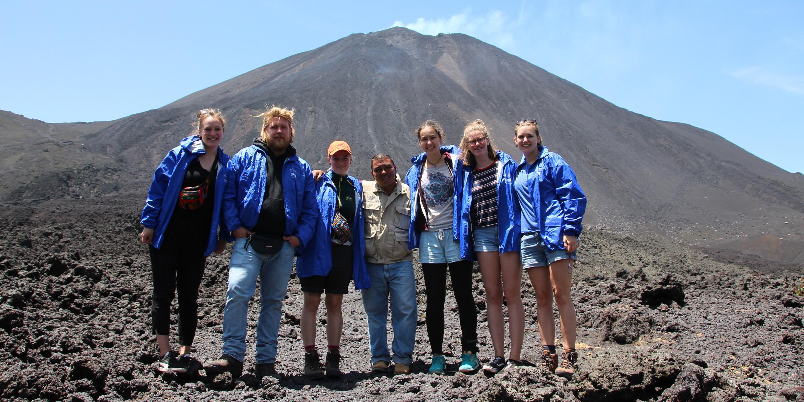 Begegnungsreise am Pacaya Vulkan